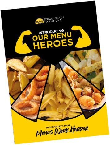 Our Menu Heroes Insight